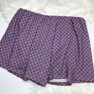 ASOS Curve Shorts - ASOS Curve Shorts with Medallion Print.